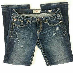 Mek Denim Antwerp Bootcut Jeans 30w 34l